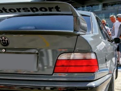 Rear Wing / Spoiler Decal